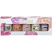 Yankee Candle 5 Votive Giftset, Multi-Colour, 5.2 x 26.1 x 9 cm