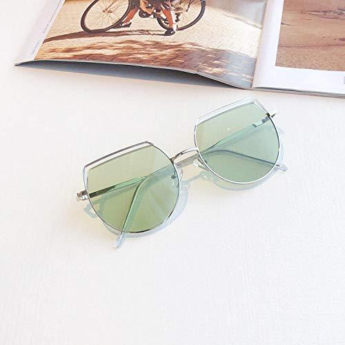 Sonnenbrille Männer Flut Koreanische Version der polarisierten Brille rundes Gesicht Flut Sonnenbrille Outdoor-Sport UV-Brille -7