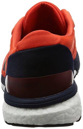 adidas Herren Adizero Boston 6 Laufschuhe Arancione (Energi/Maruni/Buruni)