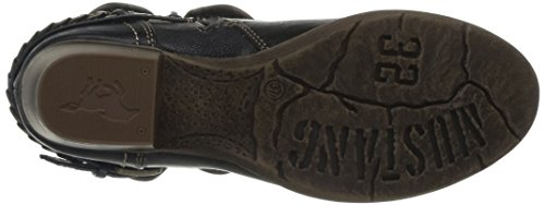 Mustang 1162601, Boots femme Gris (900 Anthrazit)