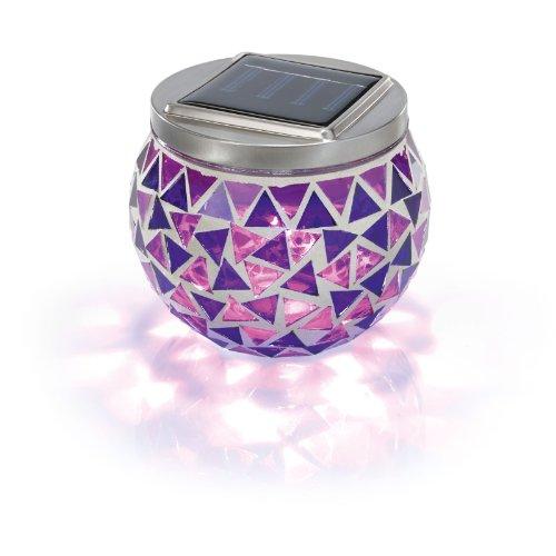 Esotec Brilliant 102322 Solar Mosaic Light Purple
