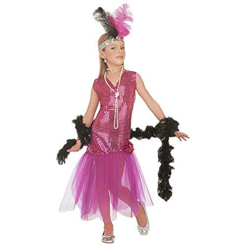 Glamour Kostüm Für Kinder - Widmannmannmann's Glamour und Jazz Girls Kostüm