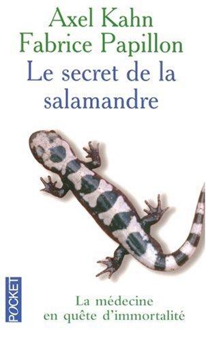 SECRET DE LA SALAMANDRE