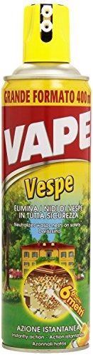 Vape Vespe - 2 pezzi da 400 ml [800 ml]