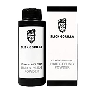 Slick Gorilla Hair Styling Texturising Powder 20g