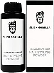 Slick Gorilla Hair Styling Powder 20g Polvere Di Styling Per Capelli Opaca
