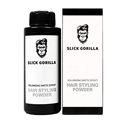 Slick Gorilla Hair Styling