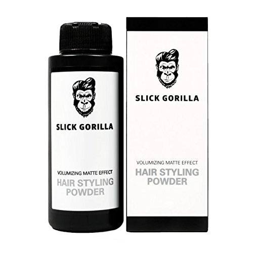 Slick Gorilla Hair Styling Powder 20g Polvo