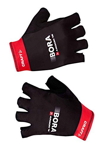 f981d2f8c Craft Bora – Argon 18 Men s Summer Gloves Black Red Size 12   XXL