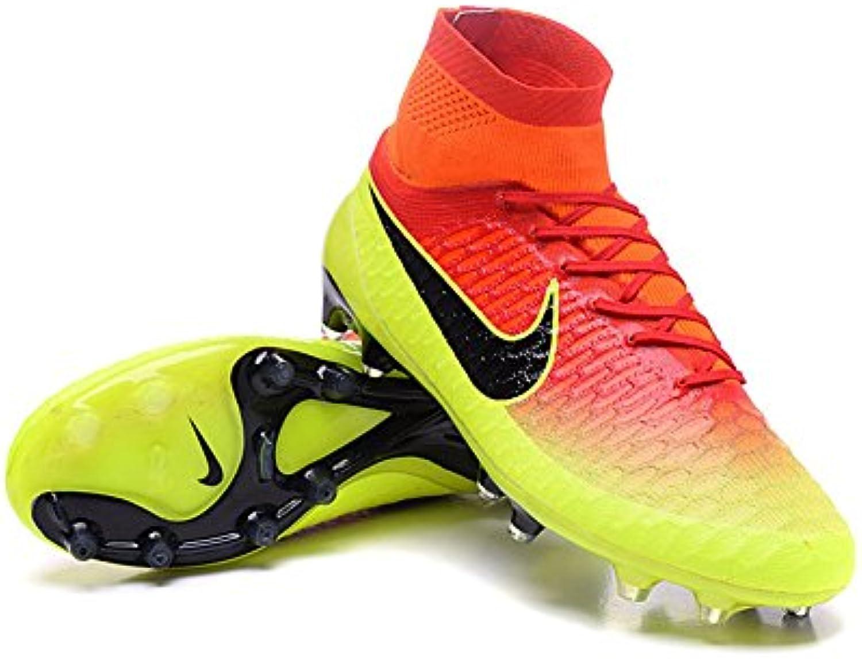 FRANK Soccer Herren Stiefel Fußball Schuhe MAGISTA OBRA FG