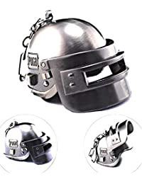 Urban Ace PUBG Level 3 Helmet Player's Battlegrounds Game Armor Model Key Chain