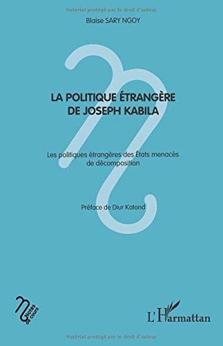 La politique étrangère de Joseph Kabila
