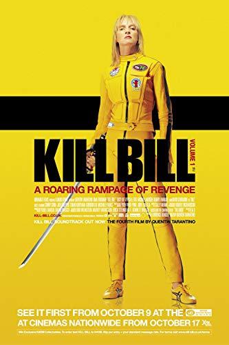 POSTER KILL BILL. 100X70CM.