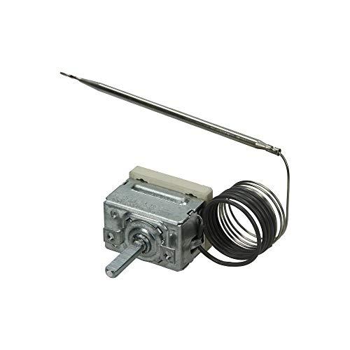 Ariston Hotpoint - Termostato de horno eléctrico ventilado 0-280 °C, 2 contactos...
