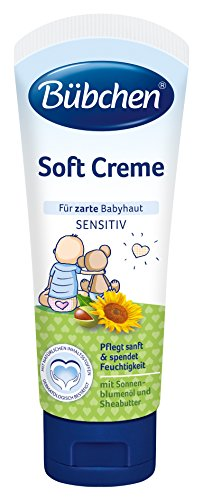 Bübchen Soft Creme, 4er Pack (4x 75 ml)