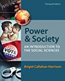 [( Power and Society: An Introduction to the Social Sciences By Brigid C Harrison ( Author ) Paperback Jan - 2013)] Paperback