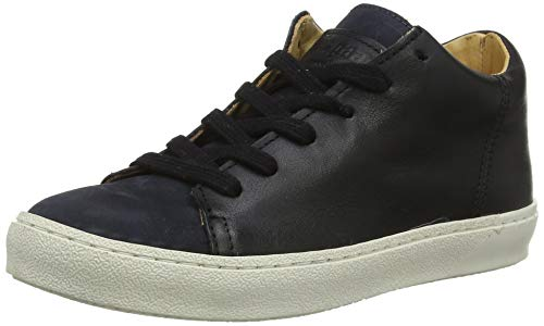 Bisgaard Jungen Gustav Sneaker, Schwarz (Black 203), 39 EU