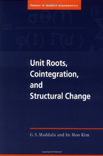 Unit Roots, Cointegration, and Structural Change Paperback (Themes in Modern Econometrics)