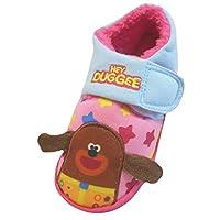 WLamb Hey Duggee Girls Slippers Infants Size 8