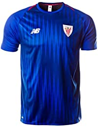 8097081a43abf Amazon.es  camisetas futbol - New Balance   Ropa especializada  Ropa
