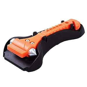 Nothammer Notfallhammer Gurtschneider Gurtmesser Sicherheit für Auto