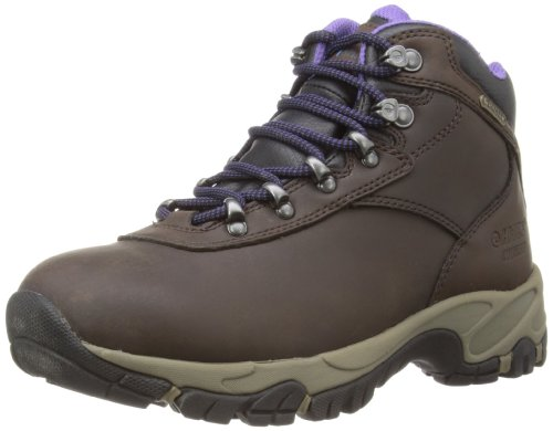 Hi-Tec Altitude V I WP W Damen Wanderschuhe, Braun (Chocolate/Purple), 37 EU Purple Rain Boot