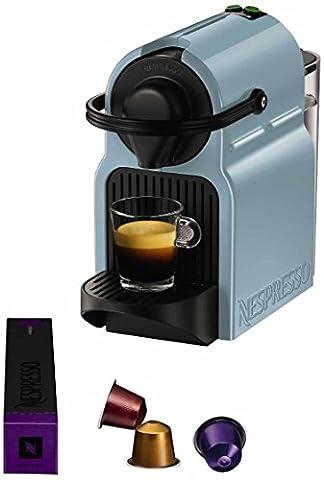 Krups YY1532FD Nespresso Inissia Machine à Espresso 19 Bars Bleue