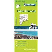 Costa Daurada Zoom Map 148 (Mapas Zoom Michelin)