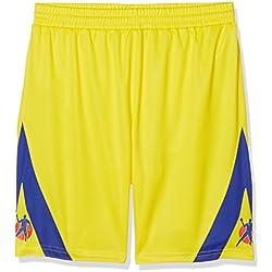 Kempa Pantalones Cortos Motion, todo el año, unisex, color Varios colores - gelb/royal, tamaño XXXL