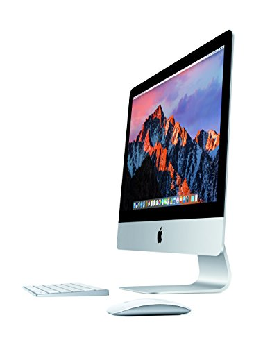 'Apple iMac 3 GHz 21.5 '4096 x 2304pixels Argent PC Tout en Un – Ordinateur de Bureau All in One (54,6 cm (21.5), 4096 x 2304 Pixels, 4 K Ultra HD, Plat, 16 : 9, 500 CD/m²)