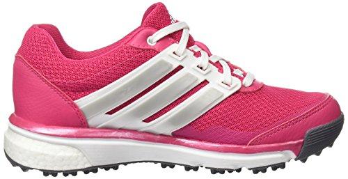 best website 38b51 ceb8f ... Chaussures De Golf Adidas W Adipower Sport Boost-2 Pour Femme Rose    Blanco