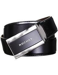 Rochas - Ceinture CRO 23 Reversible Noir/Marron