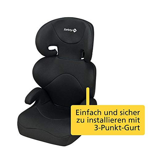 Safety 1st 85137650 – Roadsafe Kindersitz Gruppe 2/3, 15-36 kg, full black - 4