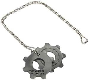 Collier Militaire 'Gears of War' - metal