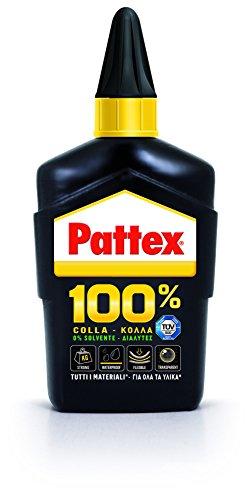 Pattex 100% Colla - adhésifs et colles