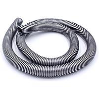 vhbw Tubo Universal de aspiradora 32mm Plata para Aspirador de Philips, AEG, Electrolux,
