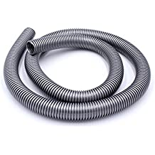 vhbw Tubo universal de aspiradora 32mm plata para aspirador de Philips, AEG, Electrolux, Dirt Devil, Rowenta, DeLonghi, Miele, Bosch, Siemens.
