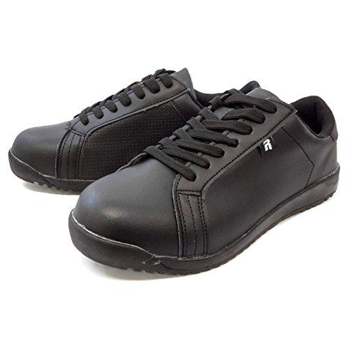 Basket Chaussures De Travail Ultra Light 355 Importe du Japon Noir