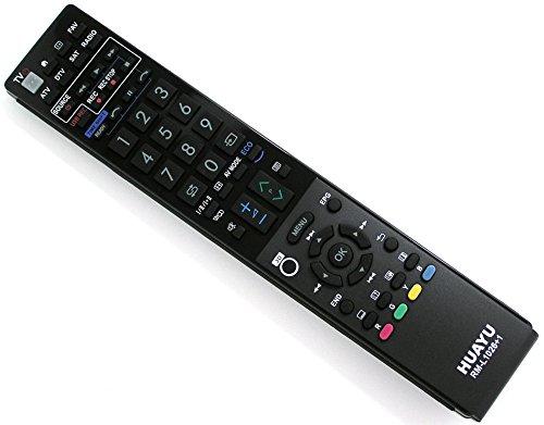 Ersatz Fernbedienung für Sharp GA902WJSA LCD Fernseher