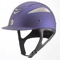 Gatehouse Conquest Air Erwachsene Reiten Competition matt Helm frei Hat Tasche