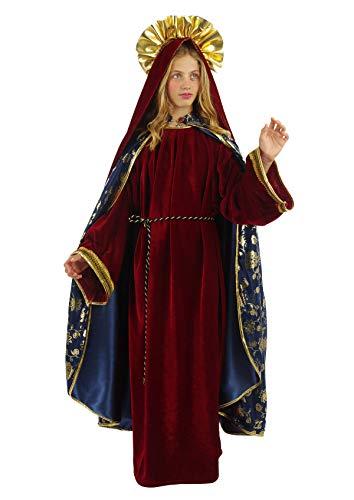 Chiber Disfraces Deluxe Maria Kostüm für Mädchen (3-4 Jahre)