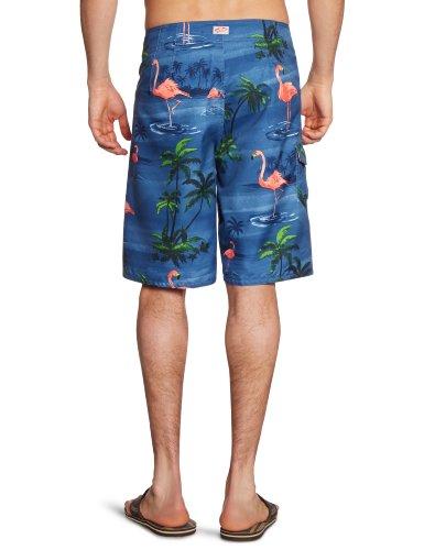 Vans - Boardshort - Homme blue flamingo