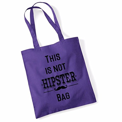 Day A Birthday Tote Bag Hipster Orange Not Mothers Is This Purple Funny Bag Beech Rq0Bff