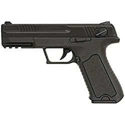 CYMA Airsoft G18 Custom Pistolet AEP Semi/Rafale CM127 (0.5 Joule) Noir