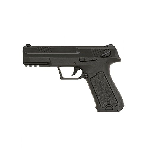 Cyma Pistola G18 Custom para Airsoft, AEP Semi/Rafale CM127 (0,5 Julios), color...
