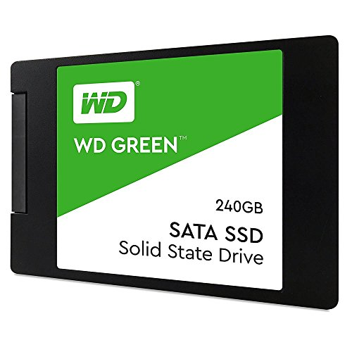 WD Green SSD WDS240G2G0A 240GB