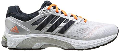 adidas Supernova Sequence - Sneaker per damen Running White FTW / Black 1 / Glow Orange S14