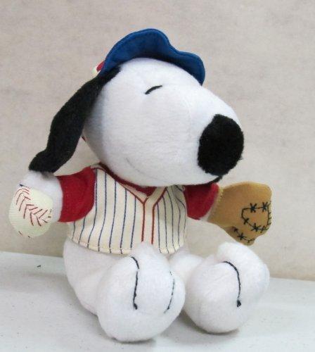metlife-snoopy-6-plush-dog-in-baseball-uniform-by-metlife