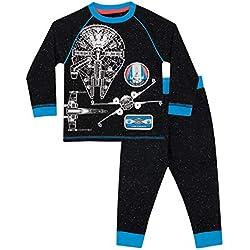 Star Wars Pijama para Niños Millenium Falcon 2-3 Años