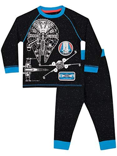 Star Wars Jungen Millenium Falcon Schlafanzug Mehrfarbig 152